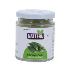 karela powder (bitter gourd)