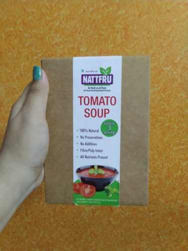 Tomato Soup Powder - Real Fruit Only (No Added Sugar) photo review