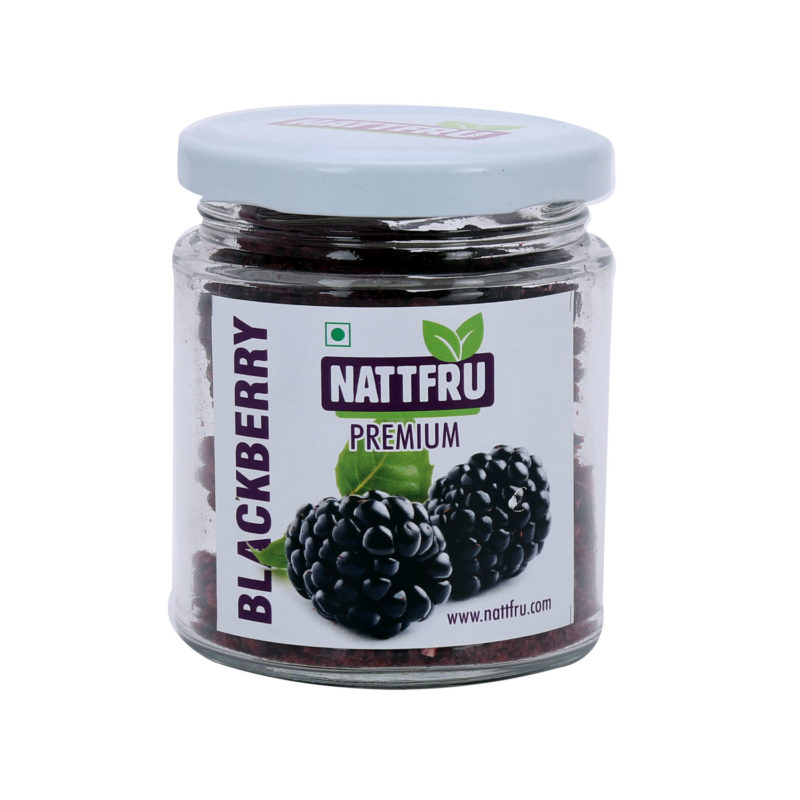 blackberry fruit benefits