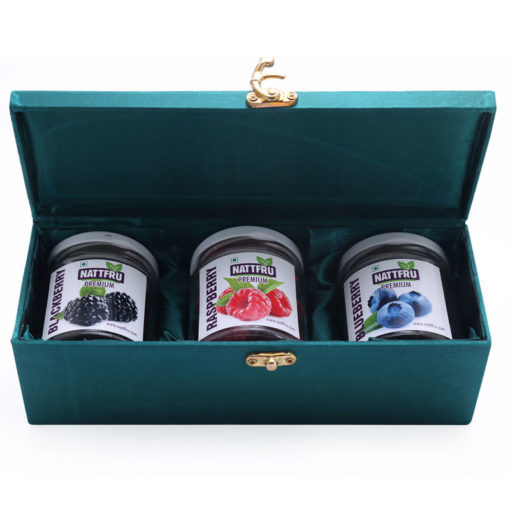 Gift Pack - Blueberry, Blackberry, Raspberry