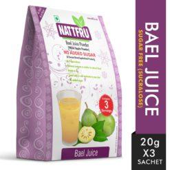 bael sugar free juice powder
