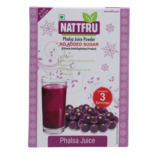 Phalsa Juice Powder 2