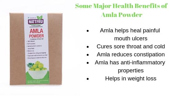 Amla Powder Benefits
