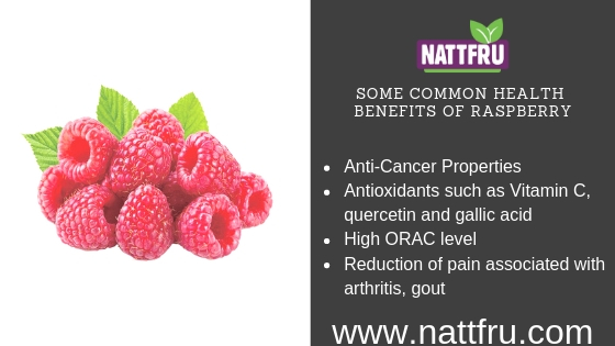 Raspberry Fruit Benefits