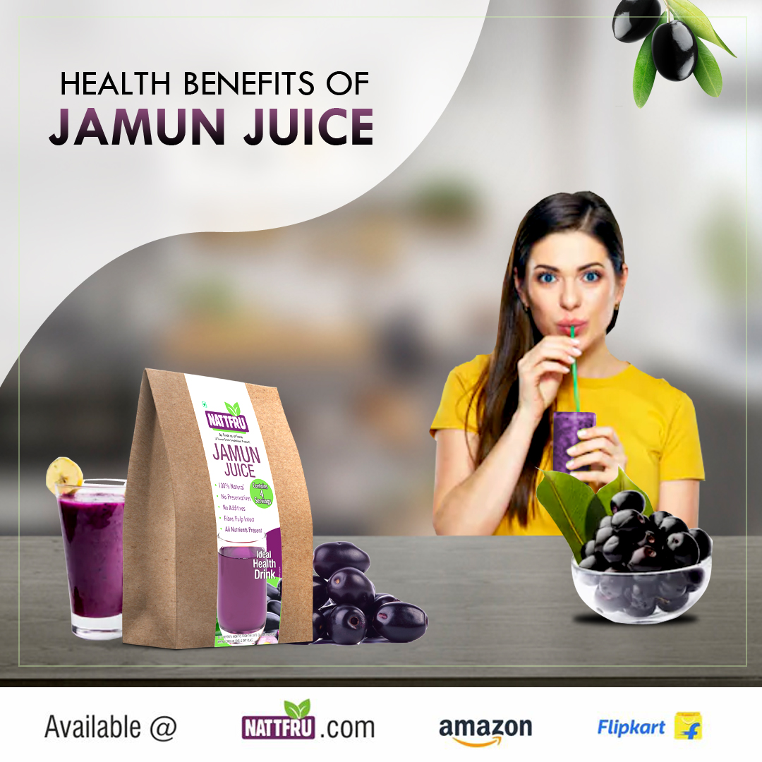 Health Benefits of Jamun Juice