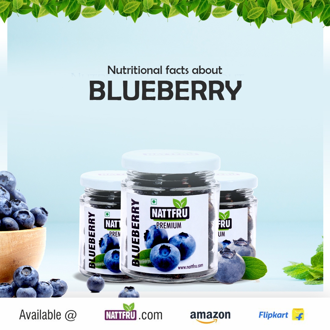 Nutritional Facts about Blueberries