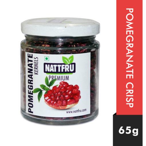 freeze dried pomegranate seeds