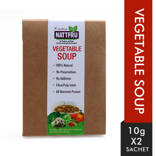 vegetable soup powder