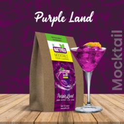 purple land mocktails premix